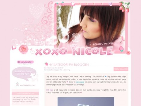 xoxoNicole